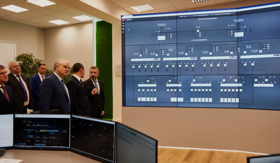 rosseti Introduces Predictive Analytics to the Power Grid Complex Operation - фото - 2