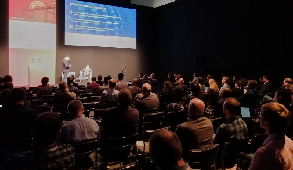 prana System at the IOT Solutions World Congress in Barcelona (Spain): the Advantages of Predictive Analytics for Business - фото - 2